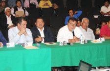 Trabajan ediles y Sinfra para crear la Zona Metropolitana de Oaxaca