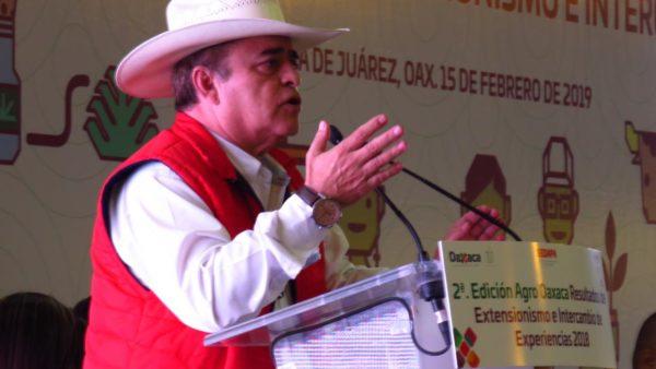Oaxaca en la ruta correcta para el crecimiento del campo: Sedapa