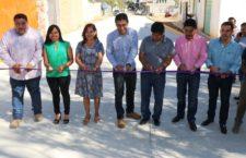 ALJ fortalece infraestructura urbana en colonias de Xoxocotlán