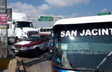 Bloquean regidores de San Jacinto cruceros, denuncian a la edil por desvío de recursos
