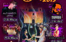 Presentan cartelera oficial de los Martes de Brujas 2019 en Xoxocotlán