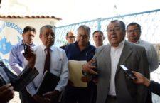 Denuncian catedráticos de Derecho de la UABJO violaciones a sus derechos