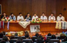Firman convenio de colaboración el IICEM, A.C.y la Facultad de Idiomas de la UABJO