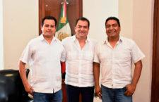 Reitera agente de Guadalupe Victoria respaldo a ruta de trabajo del edil Oswaldo García Jarquín