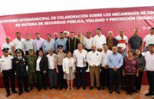 Ediles de Valles Centrales se unen por la seguridad; haremos frente a la delincuencia: Oswaldo García