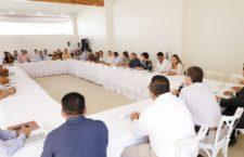 Administración y STPEIDCEO instalan mesa de negociación