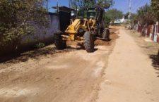 Garantizan servicios municipales a familias de Xoxocotlán