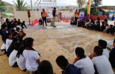 Fortalecen estrategias de prevención del delito en niños y  jóvenes de Xoxocotlán
