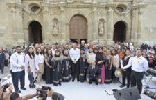 Con orgullo y alegría celebramos 487 años de Oaxaca de Juárez como ciudad