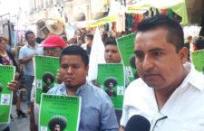Anuncia UDOS marcha y plantón para el 7 de mayo