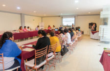 Capacita IEEPO a supervisoras de educación inicial y preescolar
