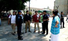 Logra ayuntamiento el retiro de 300 ambulantes con motivo de los 487 años de la Ciudad de Oaxaca