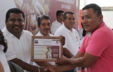 100 días de gobierno, transformando Tonameca