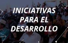 """Nutrida participación de la sociedad civil en """"Iniciativas para el Desarrollo"""": Coplade"""