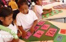 Celebran por 3er año consecutivo la Feria de las matemáticas.