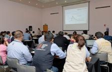 Capacita SSO a personal para la atención de enfermedades diarreicas, cólera y urgencias epidemiológicas