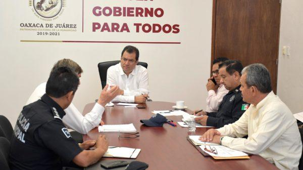 Invertirá Gobierno Municipal más de 40 mdp en seguridad: Oswaldo García