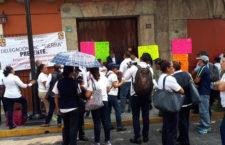 Trabajadores del PAC exigen certeza laboral