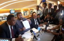Exigen abogados a diputado César Morales Niño una disculpa pública o habrá denuncia