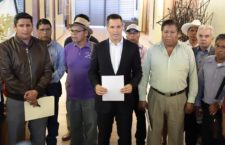 Coadyuva Gobierno de Oaxaca en solución histórica de conflicto por agua potable entre Tamazulápam del Espíritu Santo y San Pedro y San Pablo Ayutla