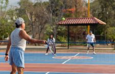 Clases de tenis en Parque Colosio, nueva alternativa de activación para la población