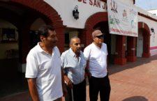 Anuncian ex presidentes de San Jacinto Amilpas su salida del PRD