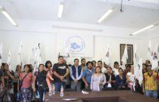 Dialoga Defensor con miembros de organizaciones sociales