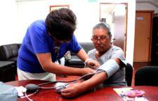 Ayuntamiento capitalino anuncia la 1ra. Campaña Integral de Salud