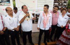 AMH cumple a la Costa con más de 100 MDP en obras y apoyos