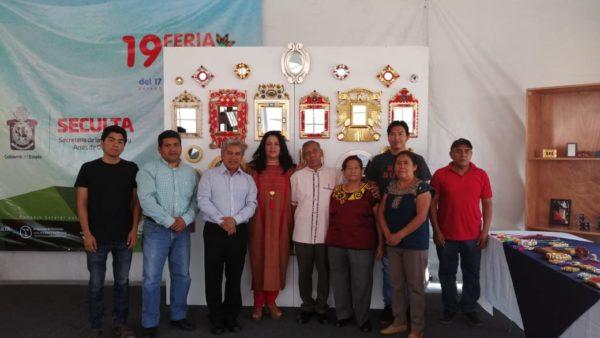 Oaxaca, estado invitado en la 19ª Feria del Libro en Hidalgo