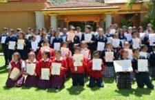 Reciben 200 estudiantes de primaria y secundaria certificación internacional en inglés: IEEPO