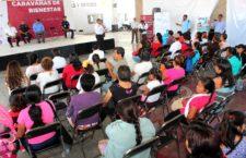 Benefician caravanas de bienestar del Ayuntamiento capitalino a más de 900 personas