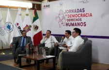 Avance democrático en función de DESCA: Rodríguez Alamilla