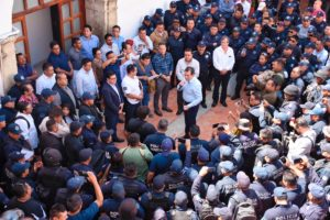 Inicia ayuntamiento de Oaxaca de Juárez pago de recursos del FORTESAG 2019