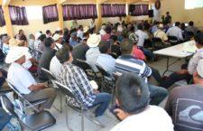 Observa Defensoría proceso de consulta en el Valle de Ocotlán- Zimatlán