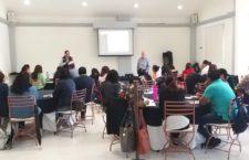 Imparte IEEPO taller Diagnóstico y atención de alumnos con el Espectro Autista para su Inclusión Educativa