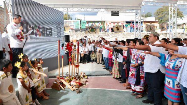 La riqueza de Oaxaca se mantiene viva a través de sus pueblos indígenas: AMH