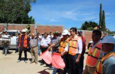 Supervisa Coplade obras en San José del Progreso