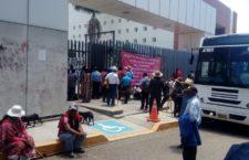 Habitantes de la agencia de Xochixtlán exige a Itunyoso la entrega de recursos de los ramos 28 y 33