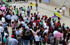 Recuerda: el 19 de septiembre, en Oaxaca de Juárez habrá macrosimulacro