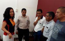Exige agencia de la Trinidad participar en elección de autoridades de Santiago Xiacui