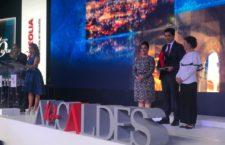 Gobierno del Estado de Oaxaca recibe Premio a las Mejores Prácticas de Gobiernos Locales