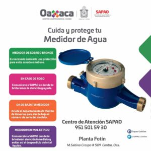 Suministro de agua potable para este sábado 16 de noviembre