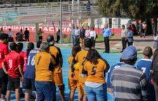 Inician Administración y STPEIDCEO Juegos Intramuros 2019