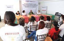 Firman Sedesoh y Profeco  acuerdo para proteger a los beneficiarios del Programa Vamos Juntos a la Escuela