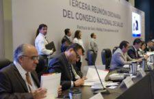 Asiste Donato Casas a Tercera Reunión Ordinaria del Conasa