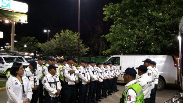 Sin incidentes culminan Fiestas Patrias 2019: SSPO