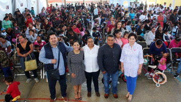 Más de 600 personas acuden en Viguera a la Caravana de Bienestar del Ayuntamiento