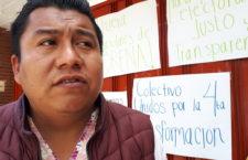 Colectivo por la Cuarta Transformación denuncia padrón no es confiable rumbo a elección de la dirigencia de Morena