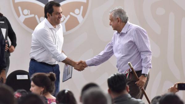 Oswaldo García celebra iniciativas del Presidente López Obrador a favor de Oaxaca